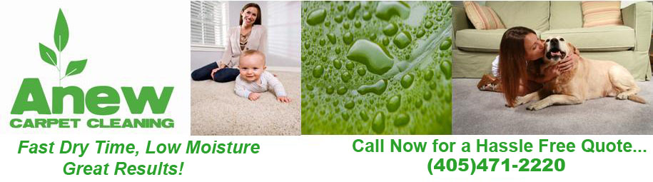 Carpet Cleaning in Oklahoma City | Residential & Commercial Carpet Cleaning Services | Anew Carpet Cleaning