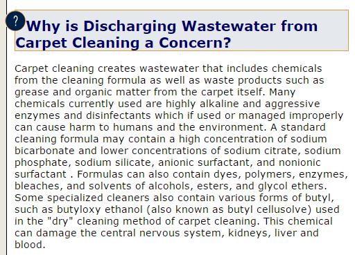 EPA Wastewater